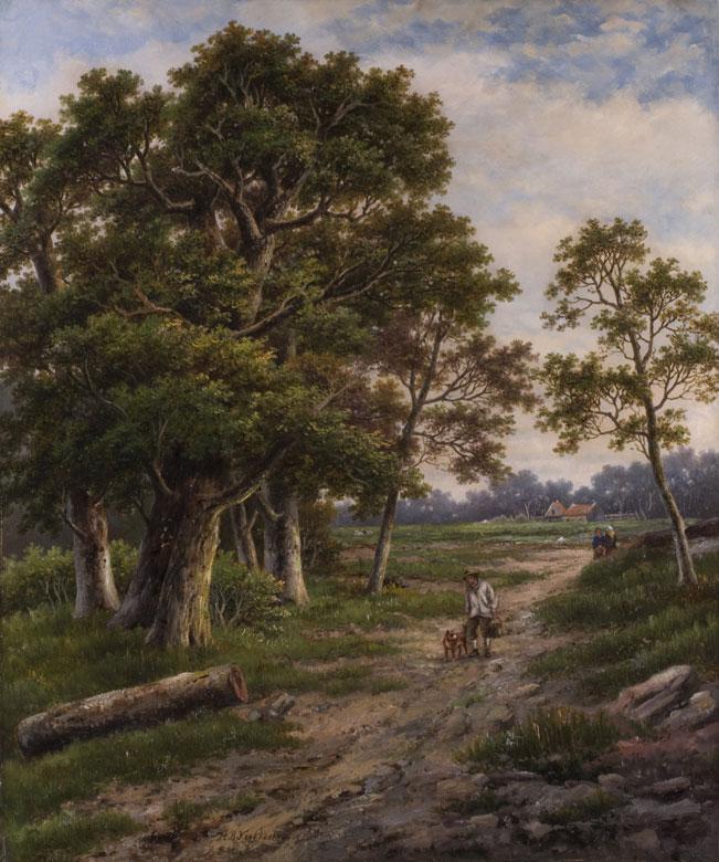 Hendrik Barend Koekkock, 1849 - 1909