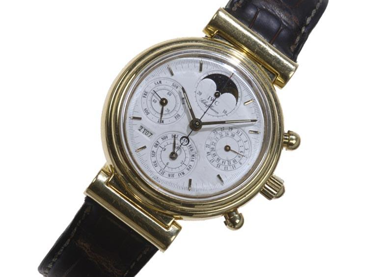 Herrenarmbanduhr IWC, Chronograph Da Vinci