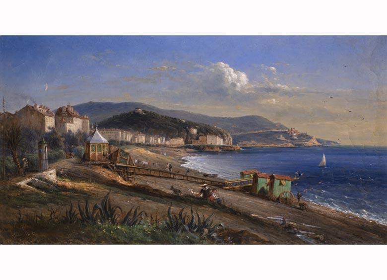 Jules Defer, 1803 Paris - 1902 Nizza
