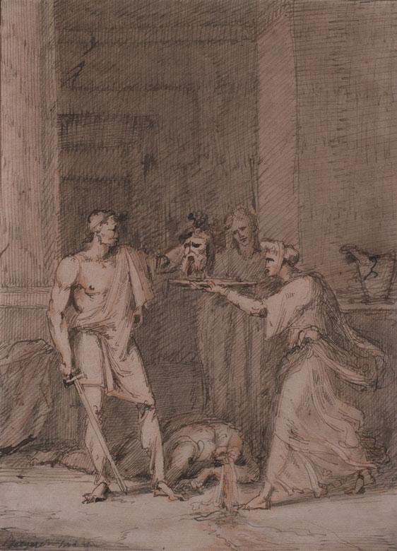 Pierre Nolasque Bergeret, 1782 Bordeaux - 1863 Paris