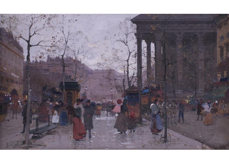 Eugène Galien-Laloue, 1854 - 1941