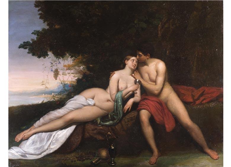 Georges Dupré, 1807 Lyon - 1853