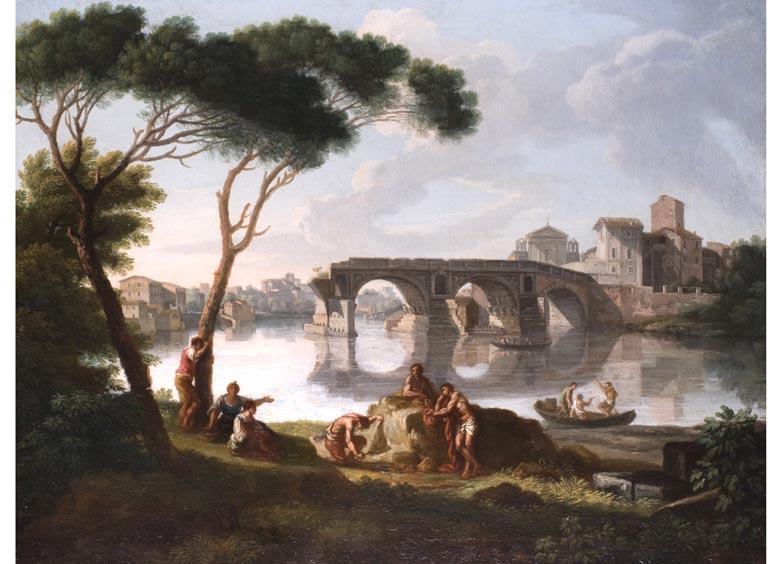 Giovanni Battista Busiri, 1698 Rom - 1757