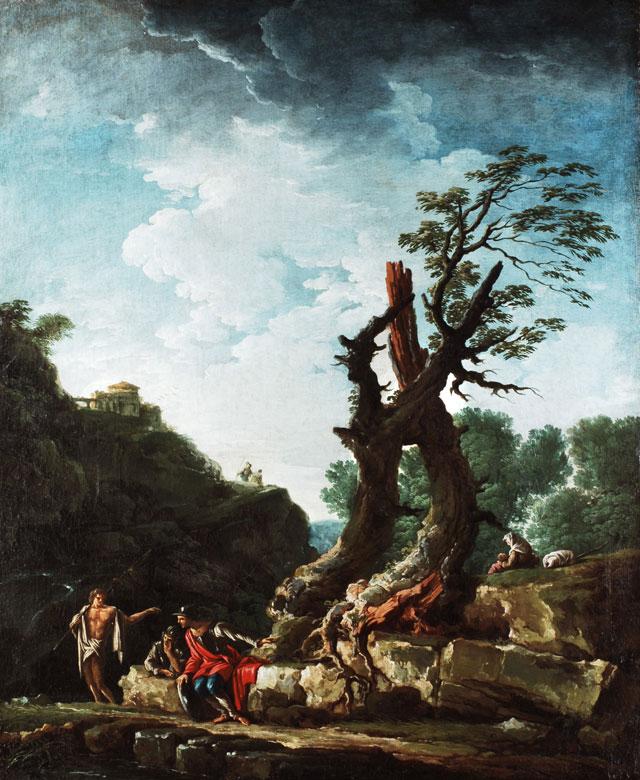 Andrea Locatelli, 1695 Rom - 1741