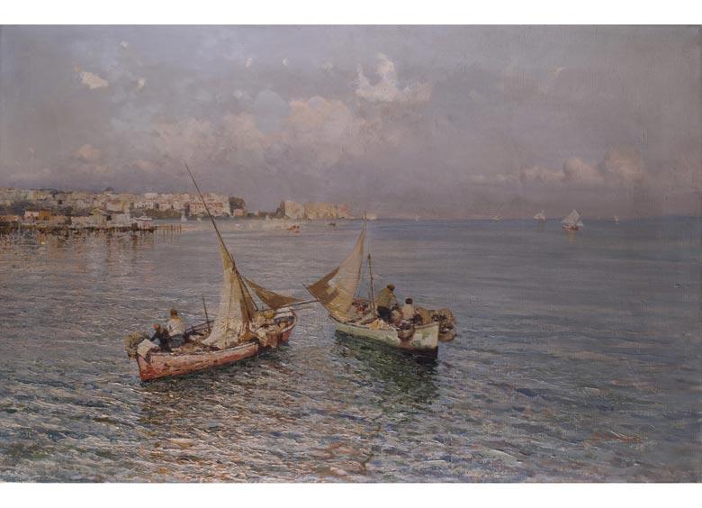 Fausto Pratella, 1888 Neapel - 1964