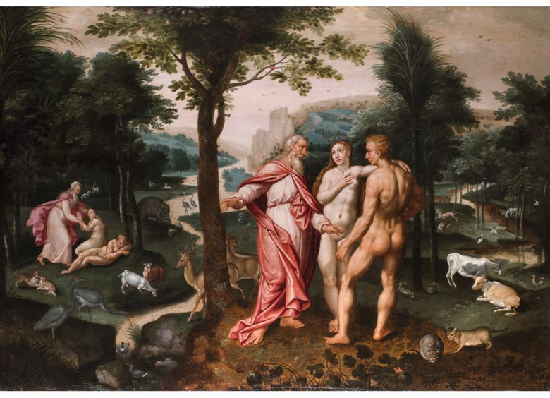 Jacob de Backer, tätig zwischen 1570 und 1591