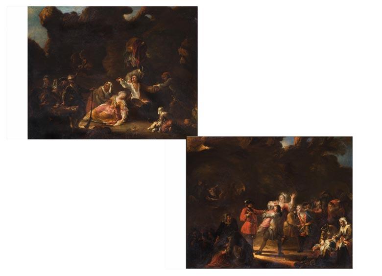 Louis-Joseph Watteau, zug. Watteau de Lille, 1731 - 1798