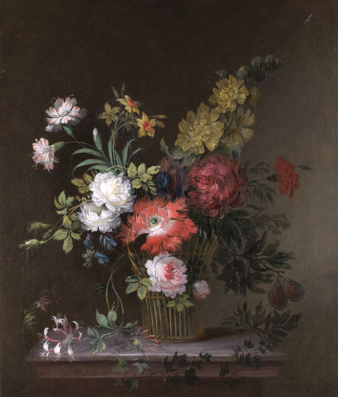 Elise Bruyère, zug. 1776 Paris - 1842