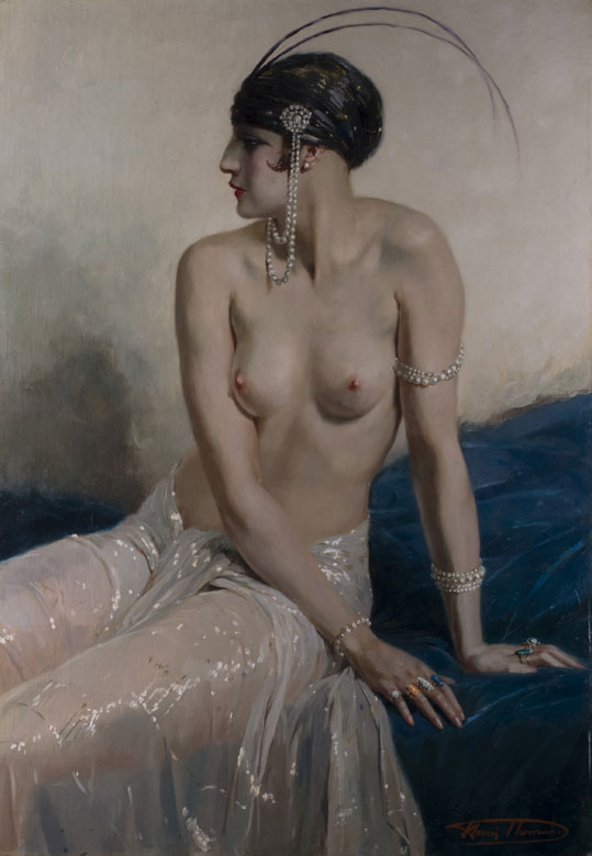 Henri Thomas, 1878 Brüssel - 1972