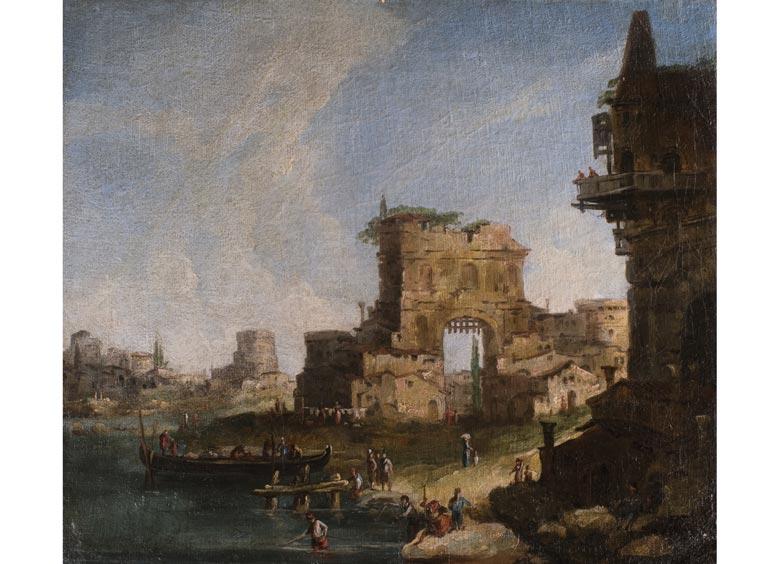 Michele Marieschi, 1694 - 1743 Venedig