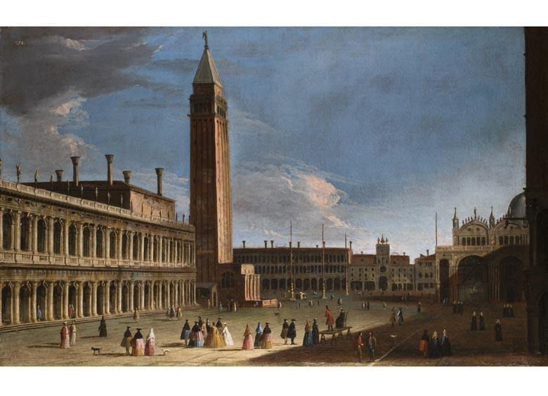 Johann Richter, 1665 - 1745 Venedig