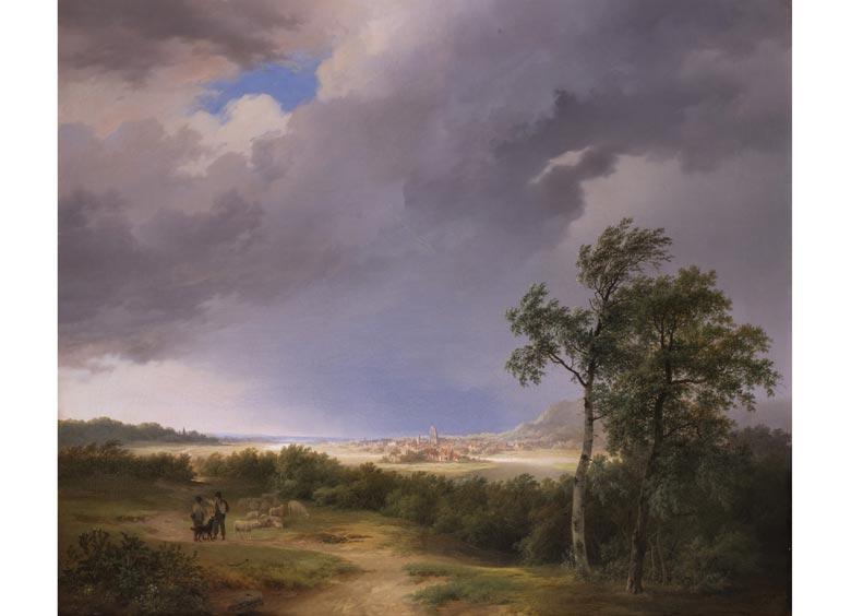 Cornelis Kimmel, 1804 - 1877 Middelburg