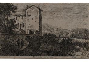 Detail images:  Herman van Swanevelt, ca. 1600 - 1655