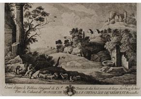 Detail images:  Kupferstich