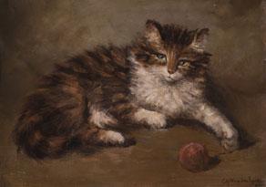 Charles van den Eycken, 1859 Brüssel - 1923 Brüssel