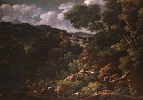 Cajetan Roos,1690 Rom – 1770 Wien