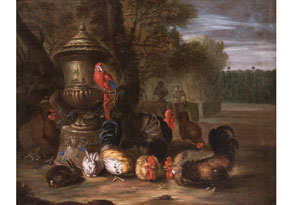 David de Coninck,um 1636 Antwerpen -  1699 Brüssel
