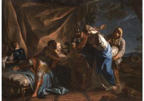 Anton Kern,1710 Tetschen – 1747 Dresden