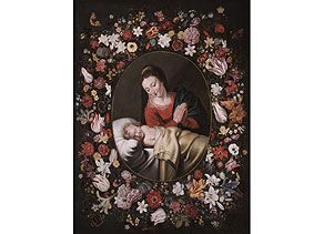 Andries Daniels, 1580 Antwerpen - 1640, und Umkreis des Peter Paul Rubens