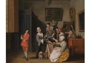Jan Joseph Horemans, 1714 Antwerpen - nach 1790