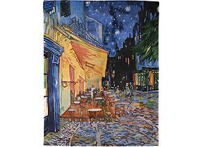 Detail images:  Vincent van Gogh, nach