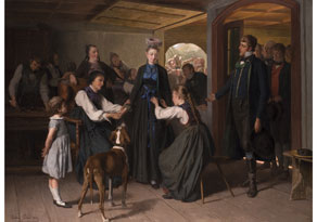 Théodore Gérard, 1829 Gent - 1895 Laeken