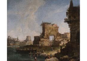 Detail images:  Michele Marieschi, 1694 - 1743 Venedig