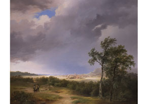 Detail images:  Cornelis Kimmel, 1804 - 1877 Middelburg