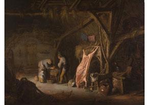 Isaac van Ostade, 1621 – 1649 Haarlem