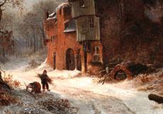 Detail images: Frederik Marinus Kruseman, 1816 Haarlem - 1882 Brüssel