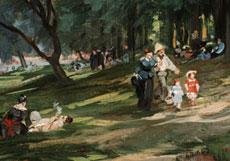 Detail images: Alexandre René Veron, 1826 Montbazon - 1897 Paris