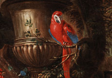 Detail images: David de Coninck, um 1636 Antwerpen - 1699 Brüssel