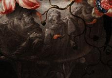 Detail images: Francesco Mantovano, tätig in Rovigo im 17. Jahrhundert
