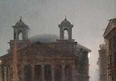 Detail images: Ippolito Caffi, zug. 1809 Belluno - 1866 Lissa