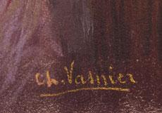 Detail images: Charles Vasnier, 1873 - 1961