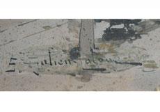Detail images: Eugène Galien-Laloue, 1854 - 1941