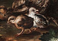 Detail images: Johann Heinrich Roos, 1631 Otterberg - 1685 Frankfurt am Main
