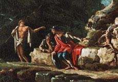 Detail images: Andrea Locatelli, 1695 Rom - 1741