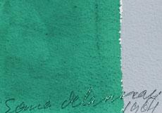 Detail images: Sonja Delauny, 1880 Ukraine - 1979 Paris