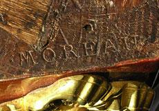 Detail images: Bedeutende, französische Louis XVI-Kommode, gestempelt LOUIS MOREAU , um 1780
