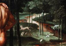 Detail images: Jacob de Backer, tätig zwischen 1570 und 1591