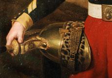 Detail images: Alexandre François Caminade, 1783 Paris - 1862 Versailles, Schüler von David und Mérimée Der Künstler errang 1806/07 den Rom-Preis, beschickte ab 1812 fast alljährlich den Pariser Salon. Werke seiner Hand in mehreren französischen