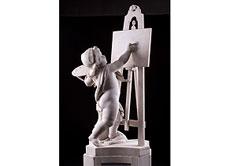 Detailabbildung: Charles-Auguste Fraikin, 1817 Herentals – 1893 Schaerbeek, Belgischer Bildhauer