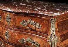 Detail images: Französische Louis XV-Kommode
