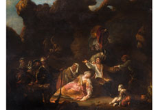 Detail images: Louis-Joseph Watteau, zug. Watteau de Lille, 1731 - 1798