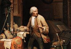 Detailabbildung: Charles Wauters, 1809 - 1869