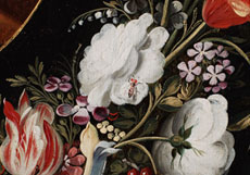 Detail images: Andries Daniels, zug., 1580 - 1640