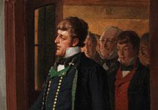 Detail images: Théodore Gérard, 1829 Gent - 1895 Laeken