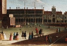 Detail images: Johann Richter, 1665 - 1745 Venedig