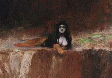 Detail images: Franz von Stuck, 1863 Tettenweis - 1928 München (Abb. rechts)